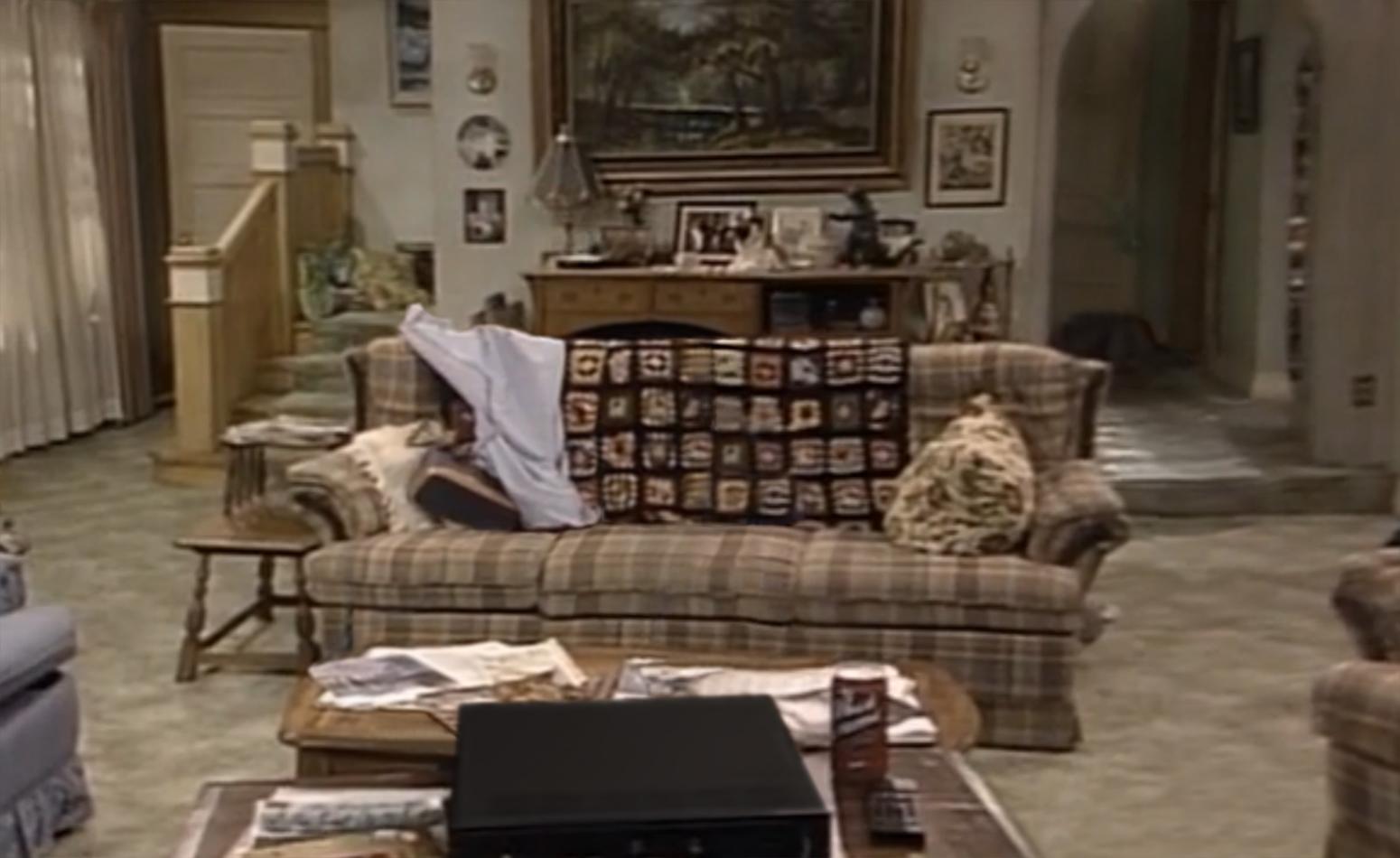 Sitcom Family Rooms